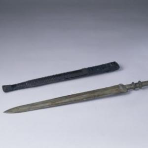 战国有鞘剑
