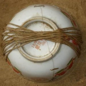古陶瓷修复工艺与工序