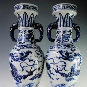 元至正型瓷器纹饰特征