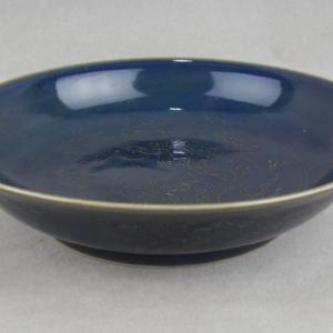 蓝釉瓷器及图片