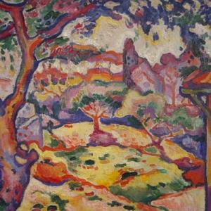 巴黎艺术博物馆五幅失窃名画盗贼接受审判