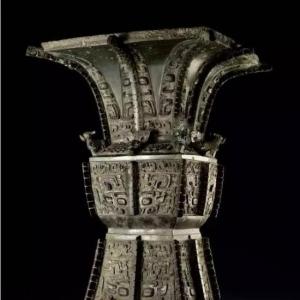四件青铜器在纽约以8.77亿元成交