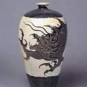 磁州窑——瓷器中的黑白美学