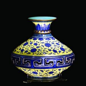清代交泰瓶瓷器——流行的精美绝伦的瓷器