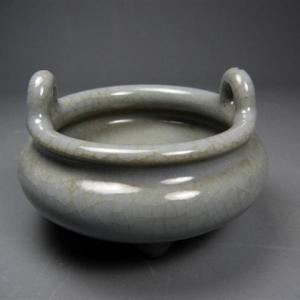 青釉琴炉——昔日深藏宫廷 今日惊现洛阳