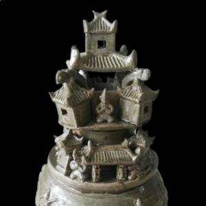 晋代越窑陶瓷