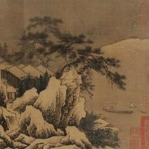 刘松年字画值多少钱?