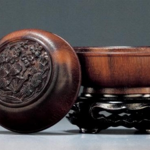 明清时期的犀角雕刻工艺