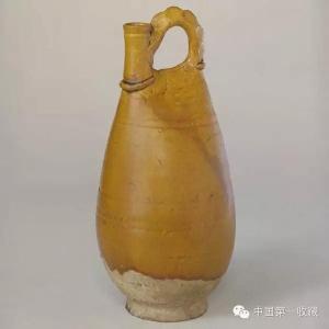 中国黄釉瓷器的起源与发展