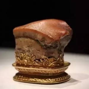 看到就会流口水的石头,肉形奇石