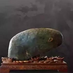 奇石收藏玩的是坚持玩的是未来,既玩文化也玩价值