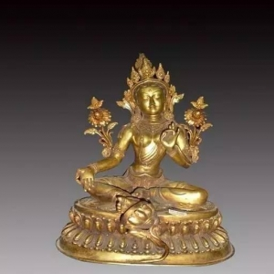 古代佛像鉴赏及收藏价值
