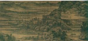 历代著名山水画高清欣赏.