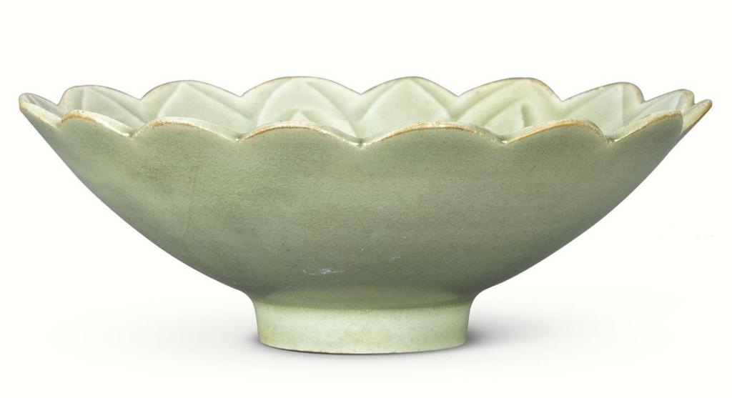越窑青瓷的发展简介与收藏价值