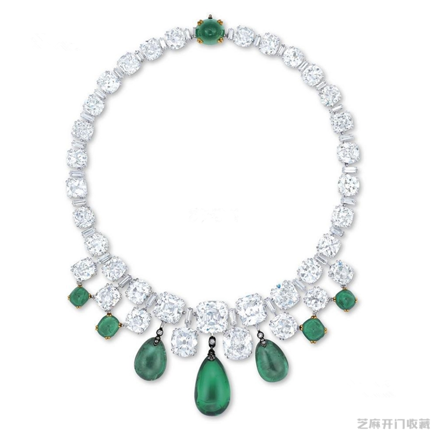 「戒指的图片」祖母绿凭什么成为绿宝石之王