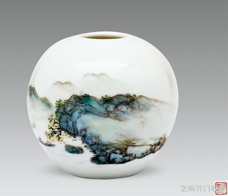 「和田玉籽料图片」居仁堂制瓷器收藏价值高吗