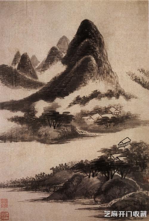 「首饰图片」吴历绘画作品欣赏及价值