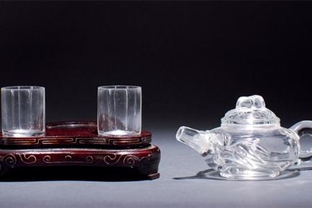 选择水晶茶具的四大理由