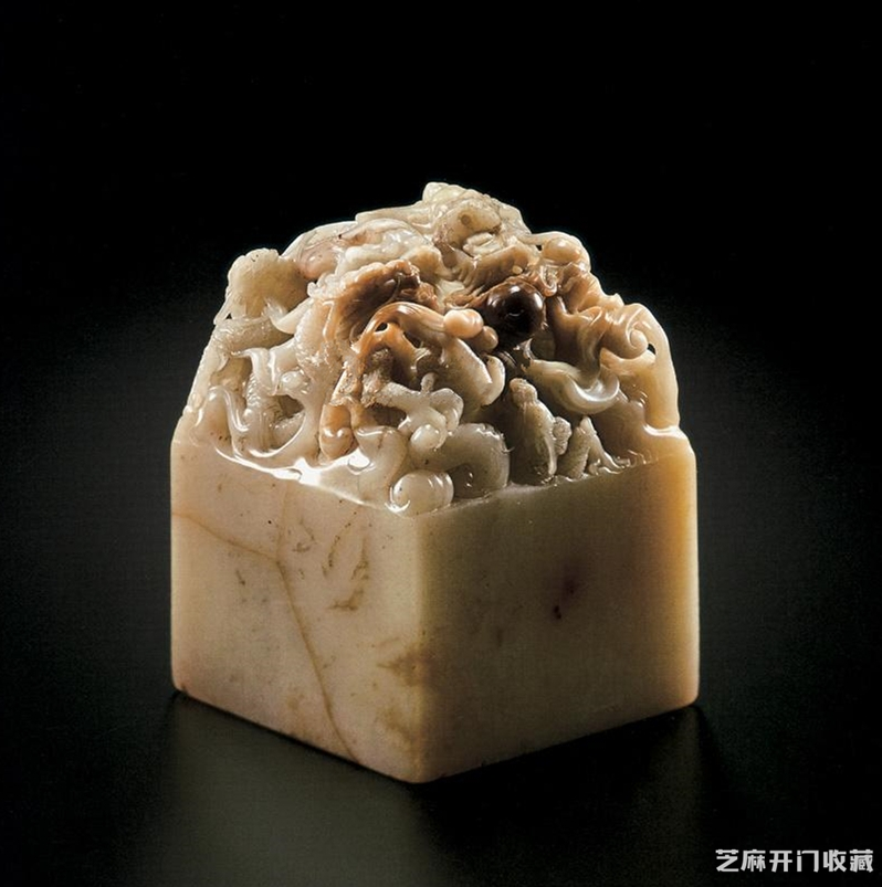 「范曾作品价格」寿山石印章收藏 价格高低关键看材质