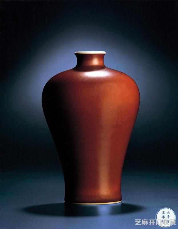 [北京拍卖公司]清代红釉收藏行情如何 是当下热门品类吗