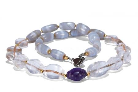 天然水晶项链的保养方法是什么