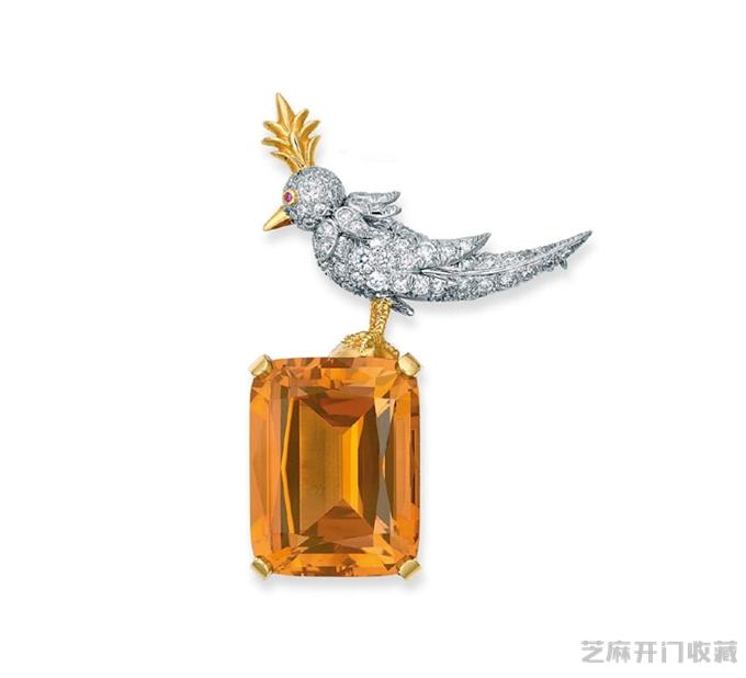 [字画拍卖]巴西黄水晶和国产黄水晶的区别有哪些