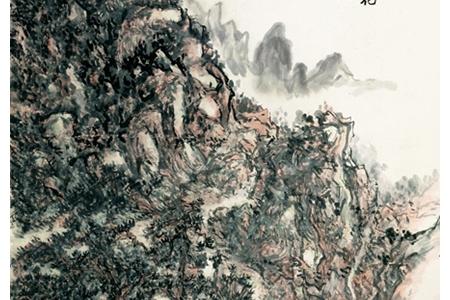 黄宾虹画作最高拍出3个亿  黑 白宾虹 哪个更珍贵