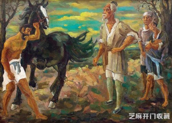「水晶价格」徐悲鸿擅长画什么画 有哪些马的画作