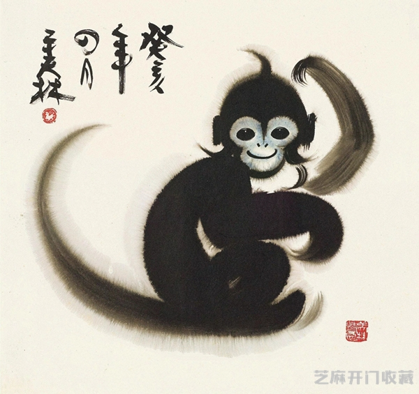 [丝瓜图片]猴年大吉图片具有哪些寓意