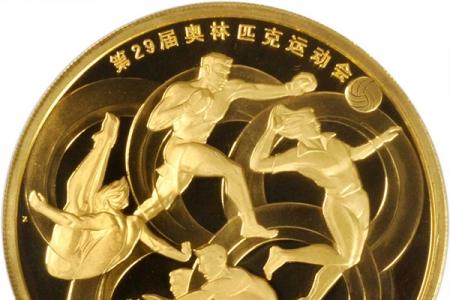 奥运纪念金币收藏前景怎么样